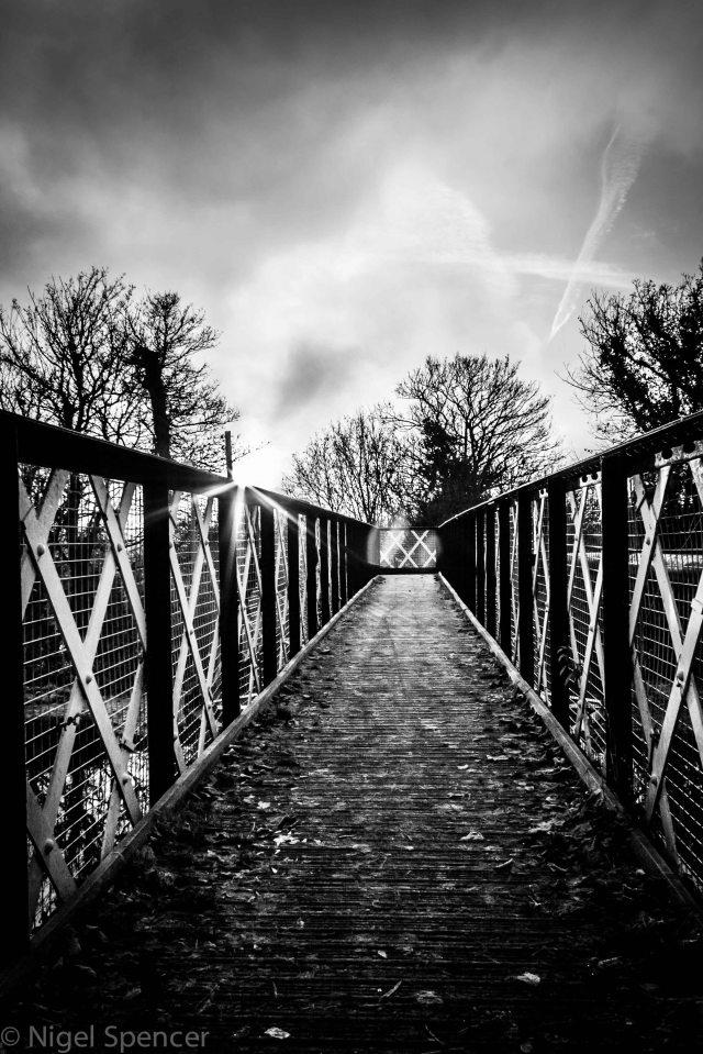 Shining over the Bridge