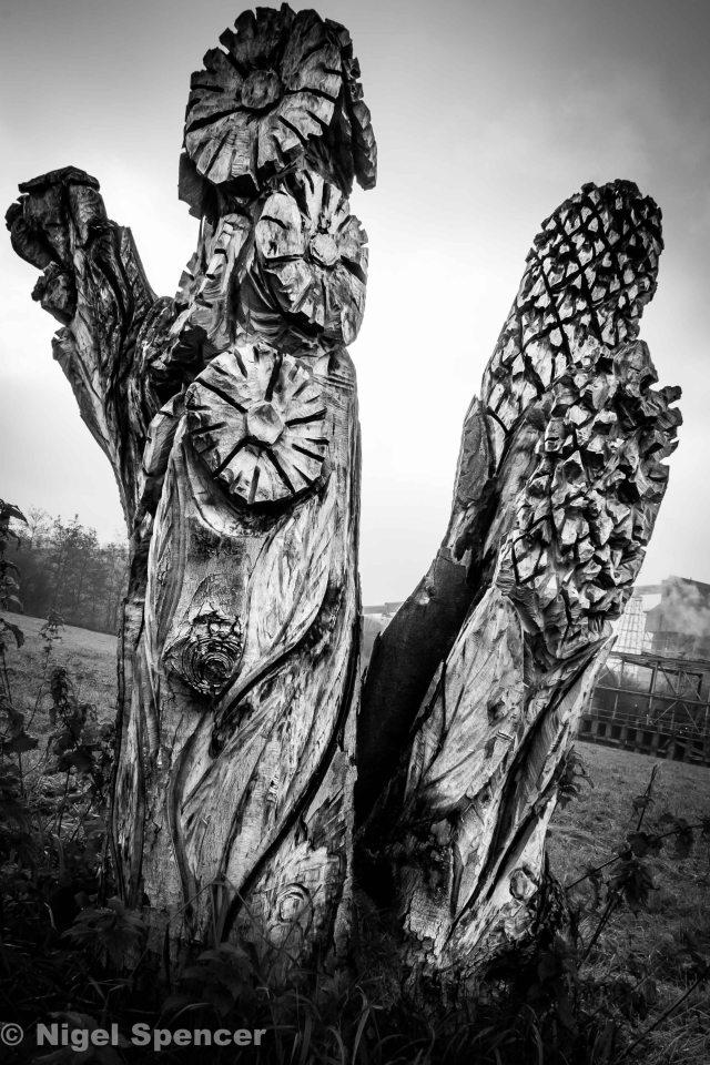 Wooden Scupture